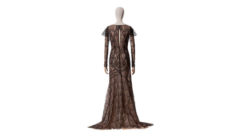 Lace Dress Made by Teresa Helbig