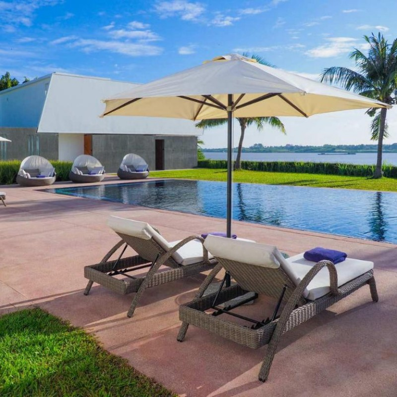 One Week Holiday For 2 at the 5* Bale in Cambodia