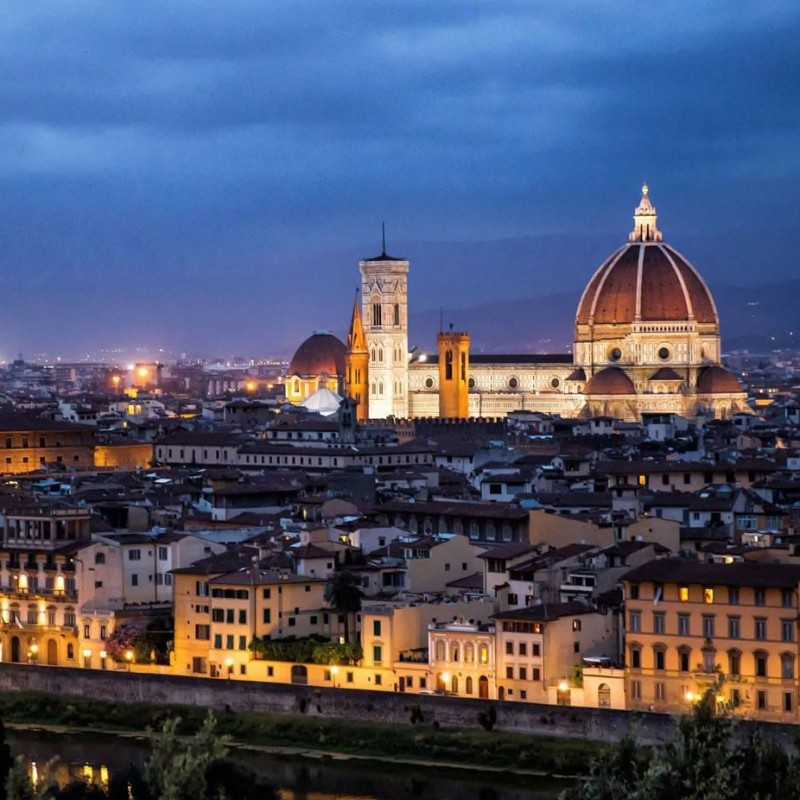 Four-Night Escape for Florence with Wine Tasting at Volpaia