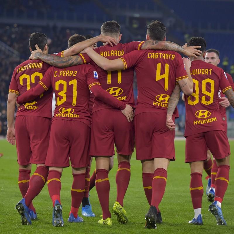 Assisti a un match dell'AS Roma e vivi l'esperienza del Walkabout