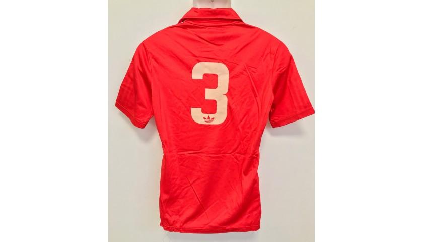 U-21 Poland Match Shirt - 1978 Season