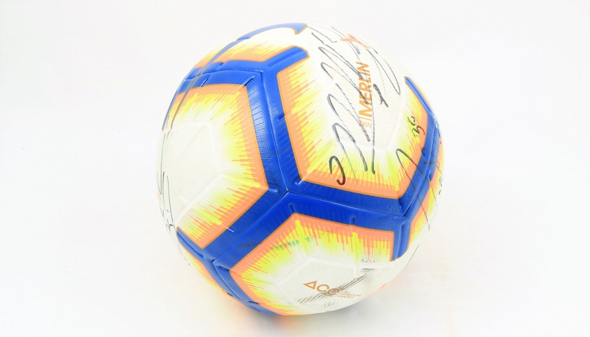 Serie A Matchball - Signed by Juventus