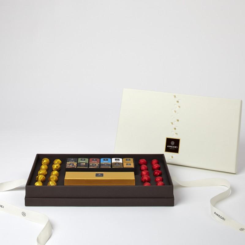 Delicious Amedei Chocolate Box