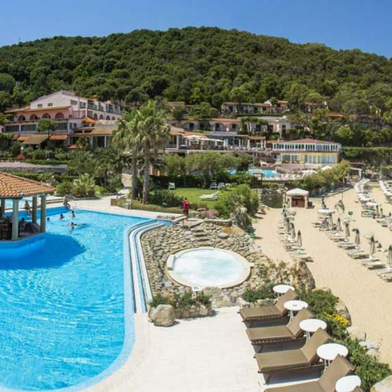 Weekend for Two at Hotel Hermitage on Elba Island