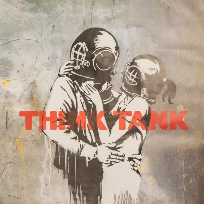 Limited Edition Blur Poster By Banksy