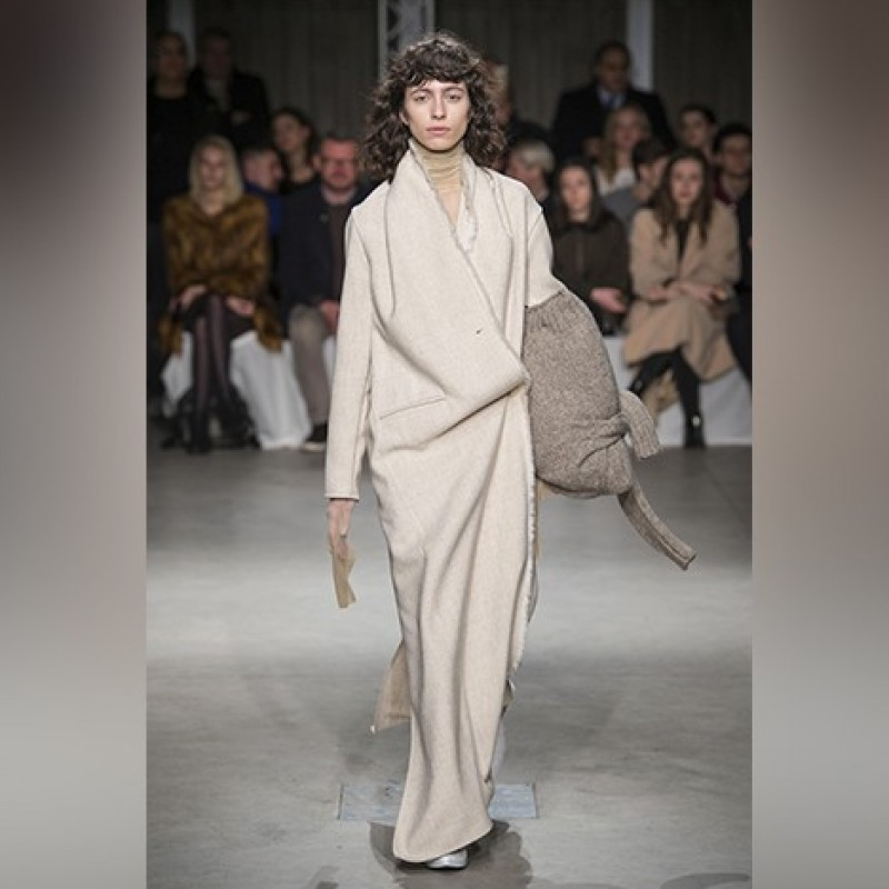 Two Seated Tickets to the Lucio Vanotti F/W 2018/19 Fashion Show