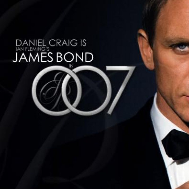"""Visit the set of the upcoming film """"James Bond""""- 10th of march"""