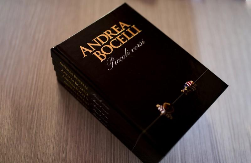 """Signed Copy of """"Piccoli Versi"""" Book"""