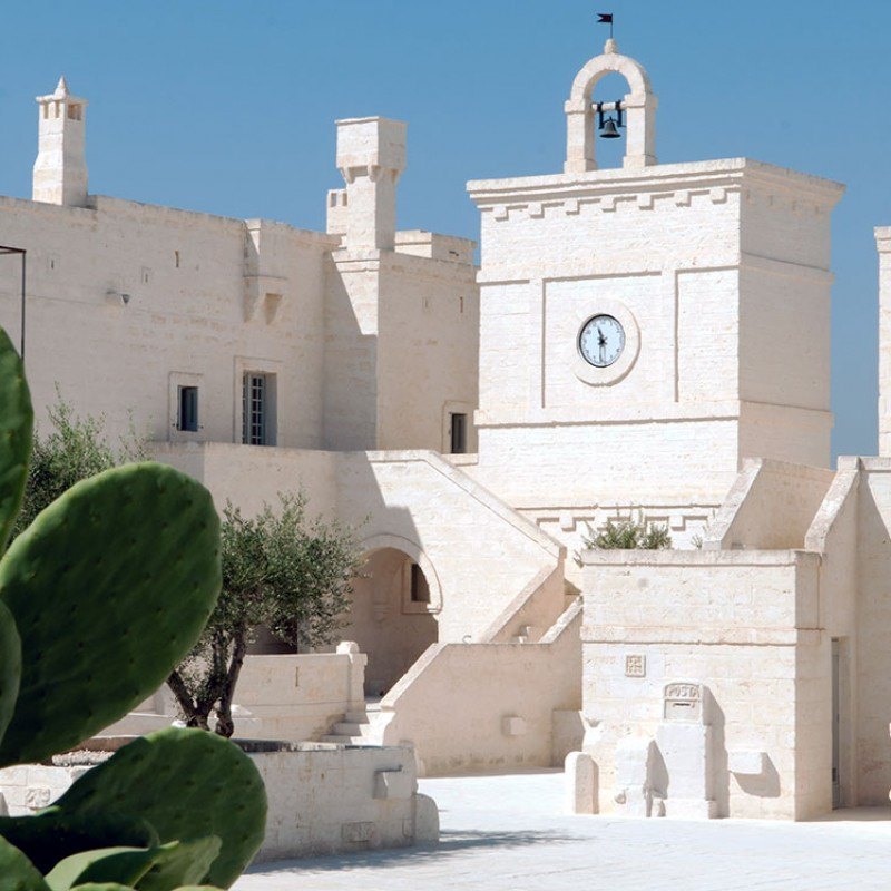 2-Night Stay for 2 at Borgo Egnazia in Puglia