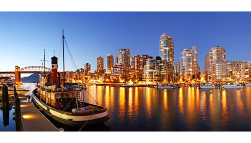 5-Night Suite Stay at Fairmont Resorts in Vancouver, Winnipeg and Calgary
