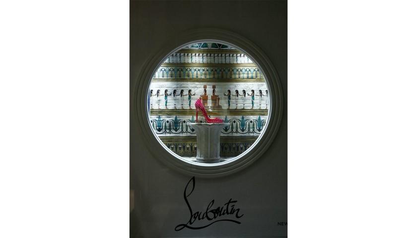 meilleur service 59350 f02f2 Meet Christian Louboutin + Attend a Paris Fashion Show ...