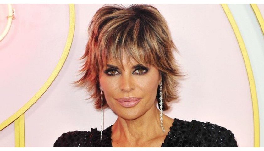 Lunch with Housewives Favorite Lisa Rinna - CharityStars
