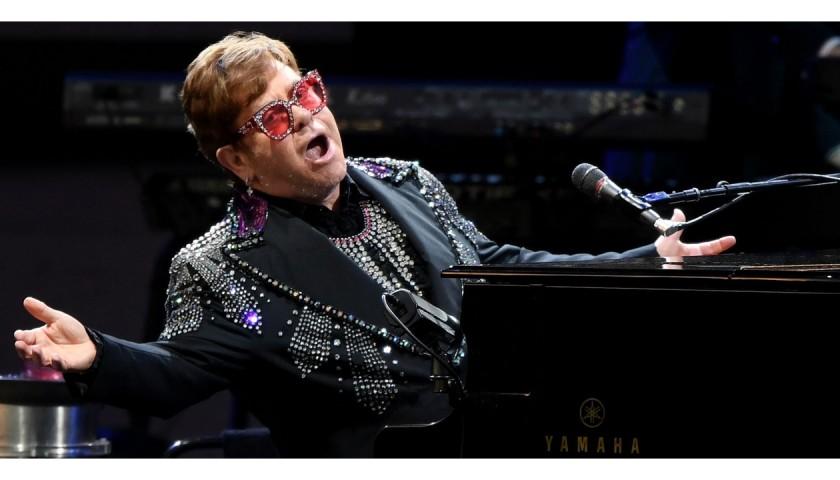 VIP Experience for Elton John's Farewell Yellow Brick Road 2022 Tour