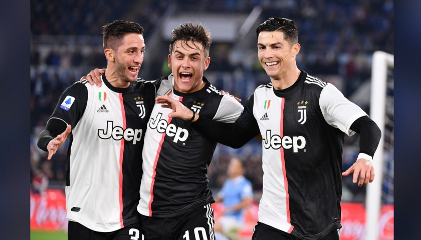 Enjoy the Juventus-Cagliari Match with Hospitality