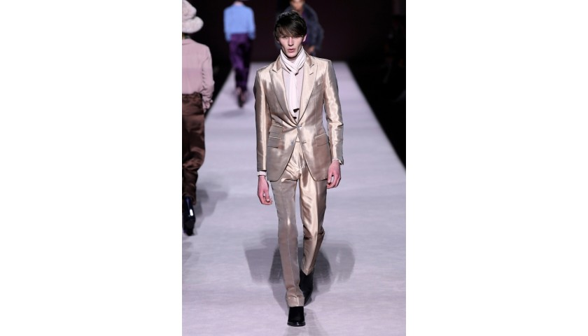 Attend New York Fashion Week S/S 20: Tom Ford