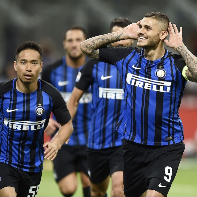 Become an FC Inter Player and Play the San Siro CharityDerby