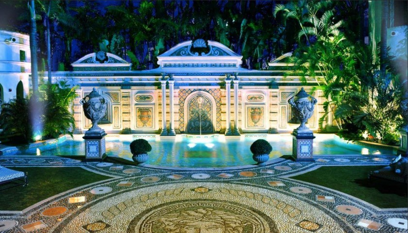 Enjoy a Weekend at the Former Versace Mansion in Miami