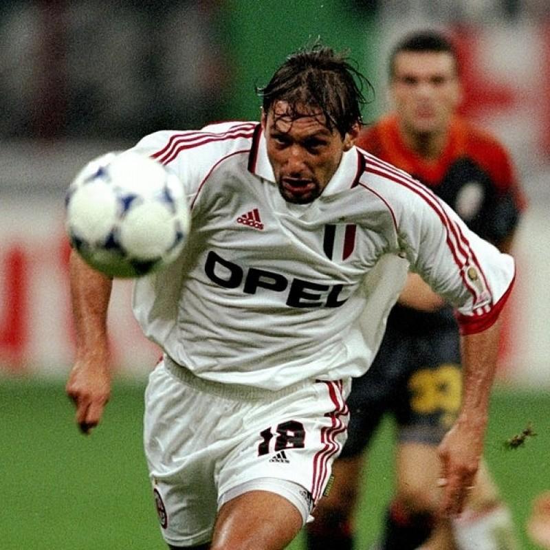 Leonardo's Milan Match Shirt, 1999/00