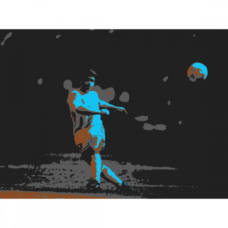 Diego Armando Maradona - Limited Edition Artwork by Mercury
