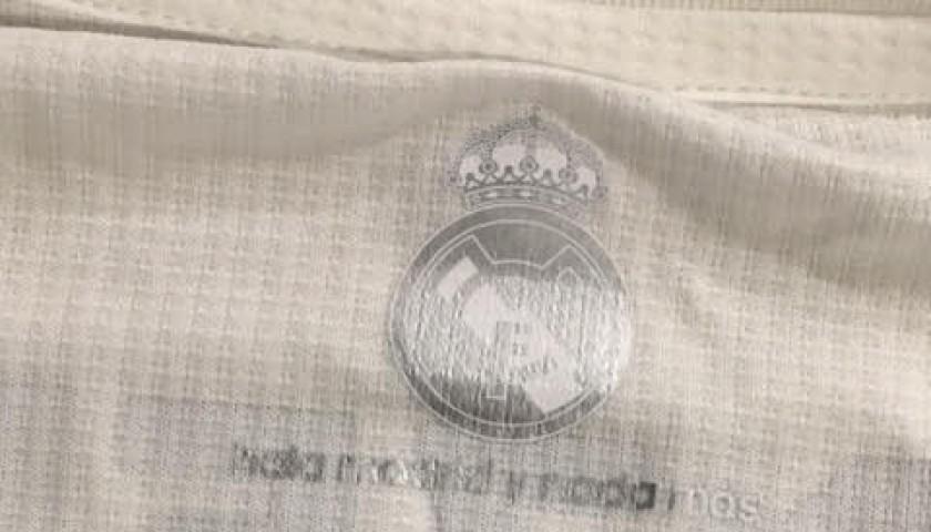 Official Bale Real Madrid shirt, La Liga 15/16 - signed
