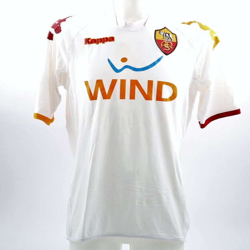 Primavera #7 AS Roma Worn Shirt
