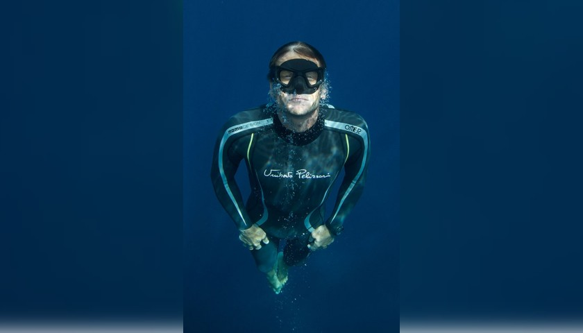 Freediving Lesson with Record-Holding Diver Umberto Pelizzari