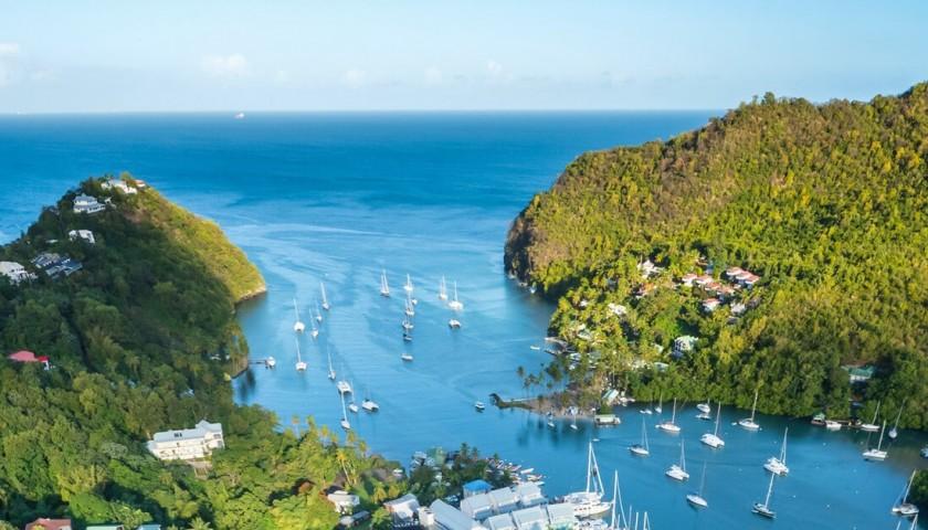 Enjoy 5 All-Inclusive Nights at Marigot Bay, St. Lucia, Plus Airfare