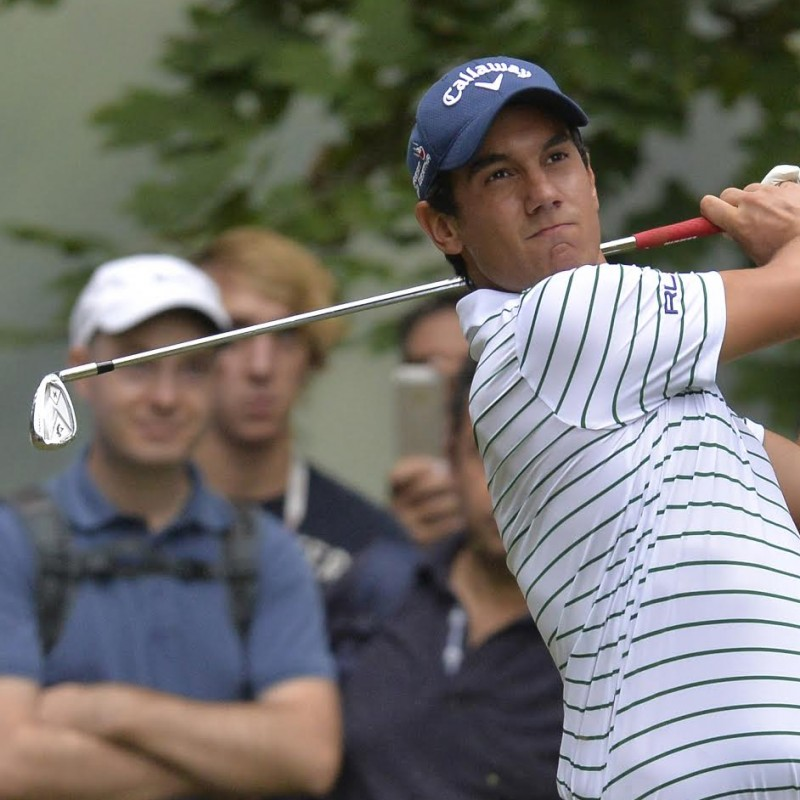 18 holes with the 4 times European Golf Champion Matteo Manassero - 3 places