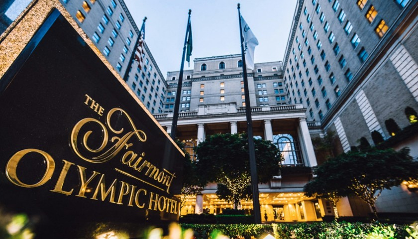 3-Night Suite Stay at Fairmont Olympic Hotel in Seattle