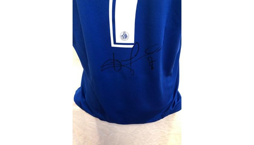 Mata's Getafe Signed Match Shirt, 2019/20