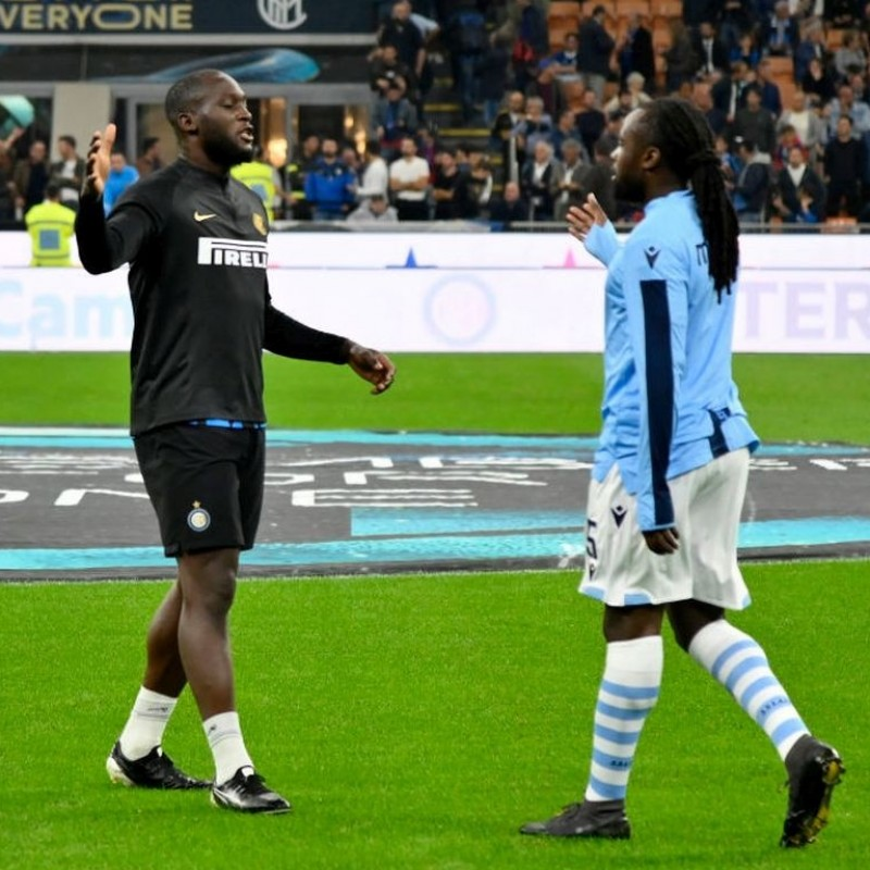 Nike Boots Issued and Personalized for Jordan Lukaku