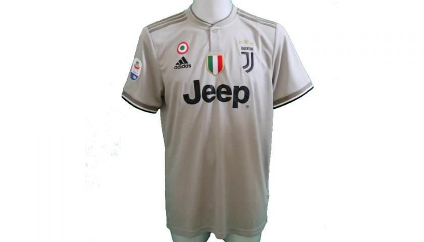 brand new df445 882fe Mandzukic's Official Juventus 2018/19 Signed Shirt - CharityStars