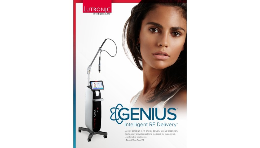 Hochstein Medspa: Lutronic Genius Microneedling Machine  Sessions