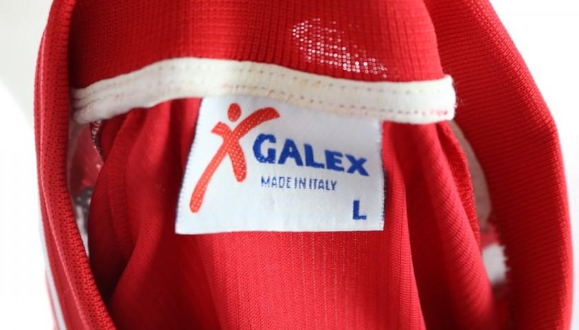 Nakata's Perugia Match Shirt, Serie A 1999/00