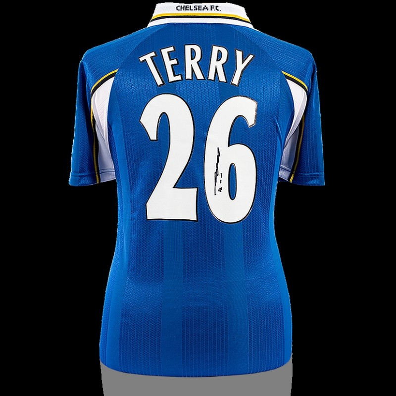 Terry's Retro Chelsea Shirt
