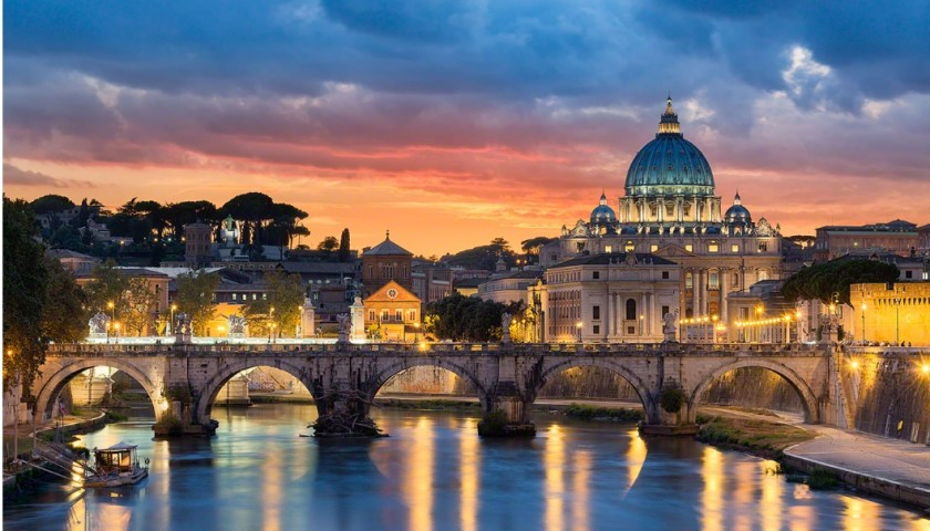Vespa Experience in Rome for Two