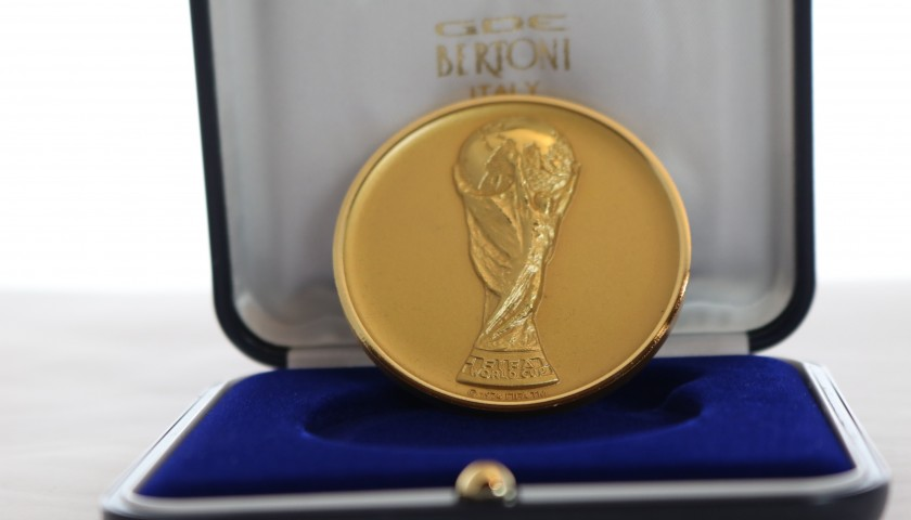 Official World Cup 2006 Medal