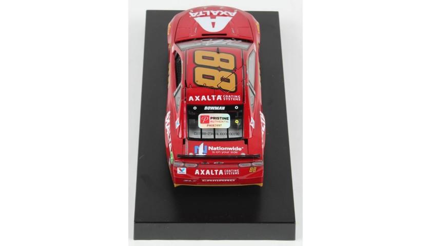 Alex Bowman Signed 2019 NASCAR #88 Car