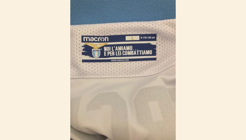 Sergej's Match-Issue Shirt, Atalanta-Lazio, TIM Cup Final 2019