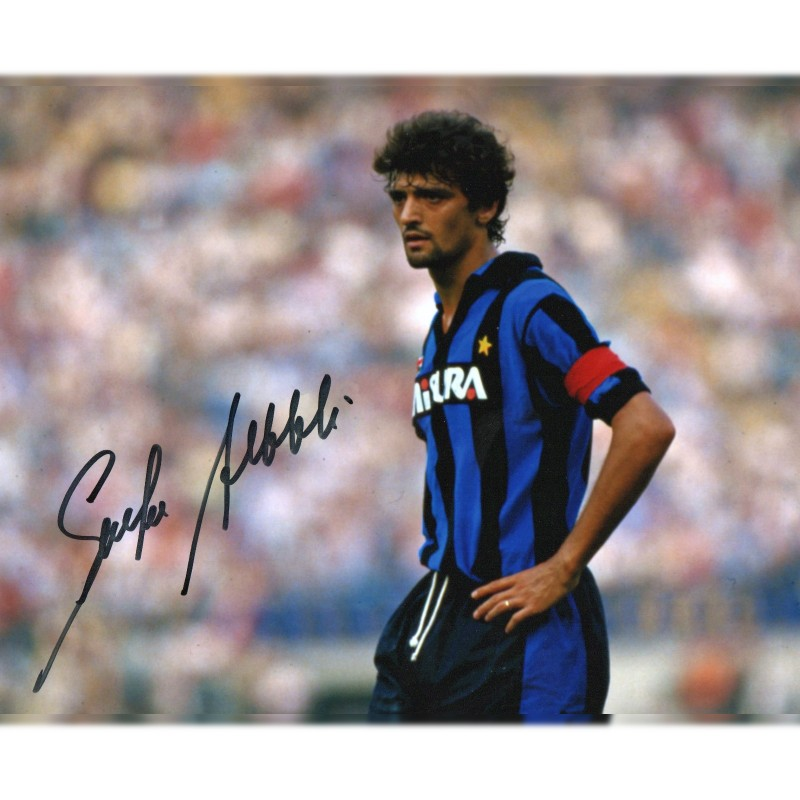 Alessandro Altobelli Signed Photograph