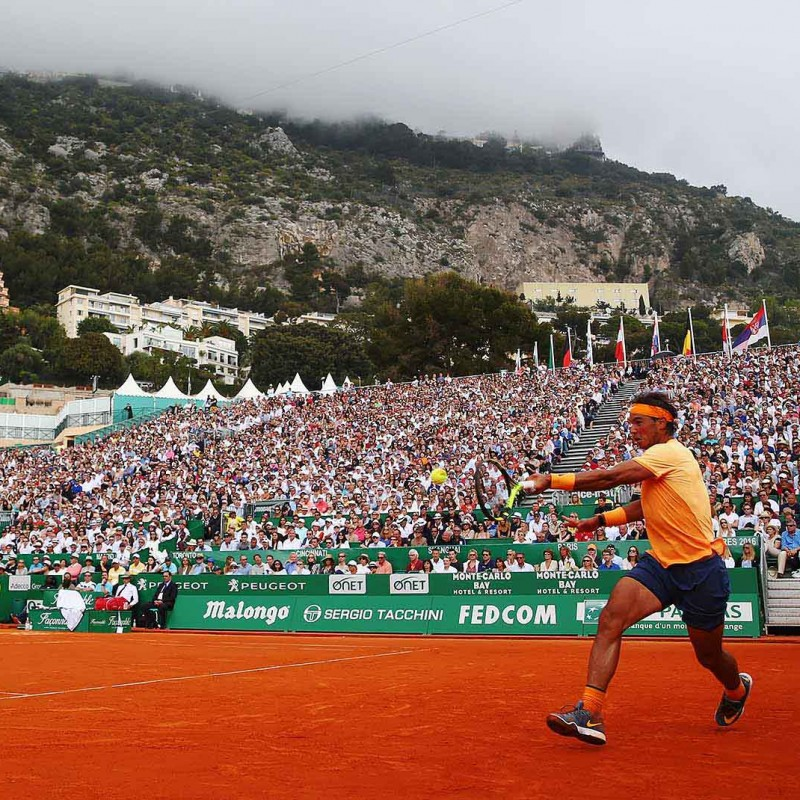 2 Players' Box Tickets to the ATP Monte-Carlo Rolex Masters on April 15