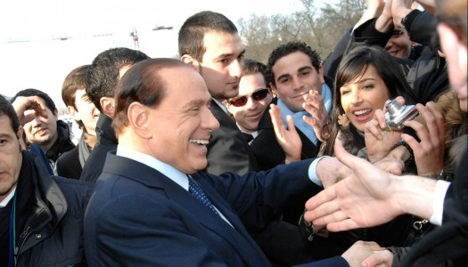 A €70,000 Lunch With Silvio Berlusconi: The Perfect Gift For A Grandmother