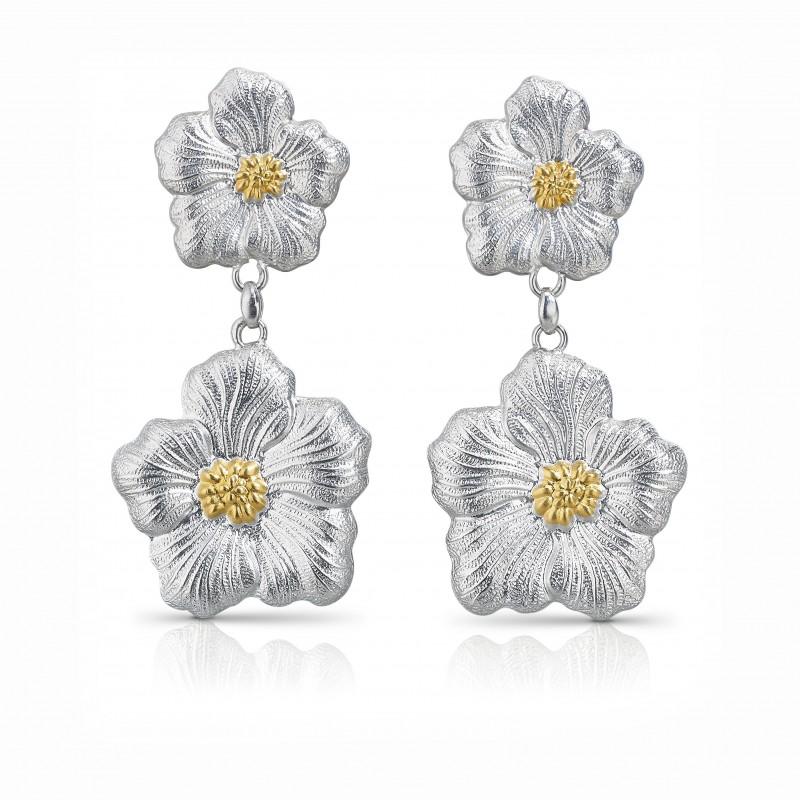 Buccellati Gardenia Earrings