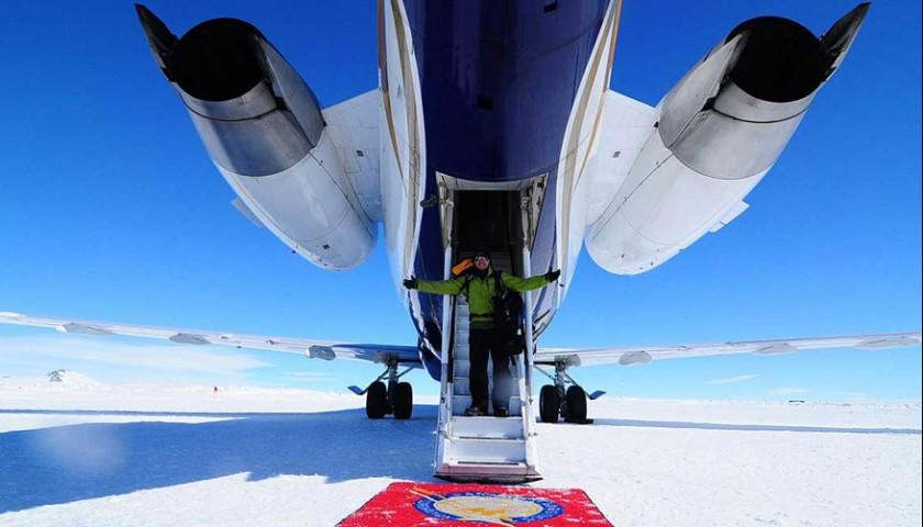 Spend a Unique Day in Antarctica