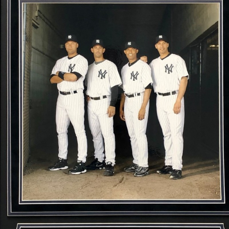 New York Yankees Core Four Replica Ring Set