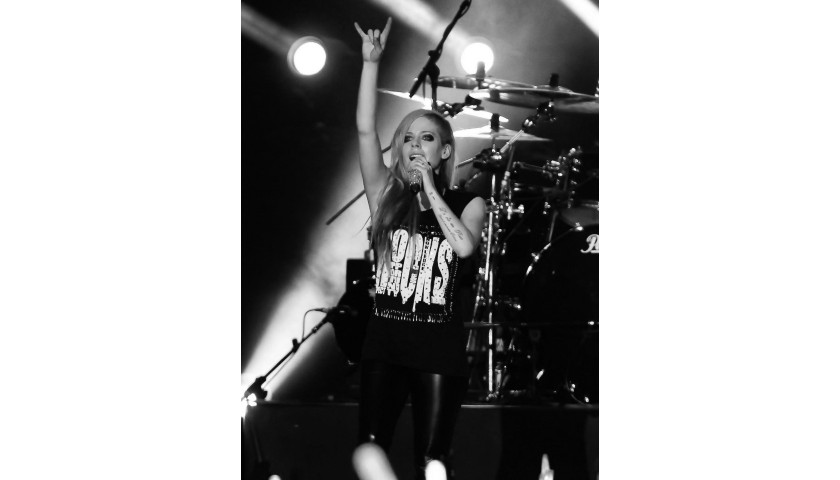 Early Access VIP Tickets for Avril Lavigne in Milan, Italy March 15