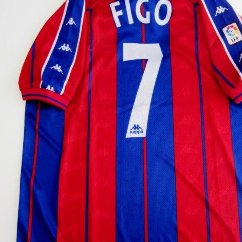 d0d88fd5cef Figo match issued worn shirt