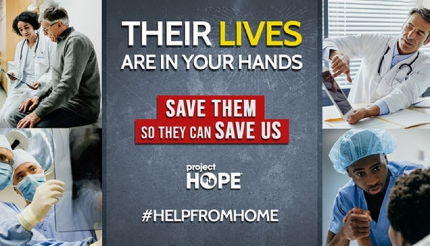 #HelpfromHome - Join the Fight Against Coronavirus