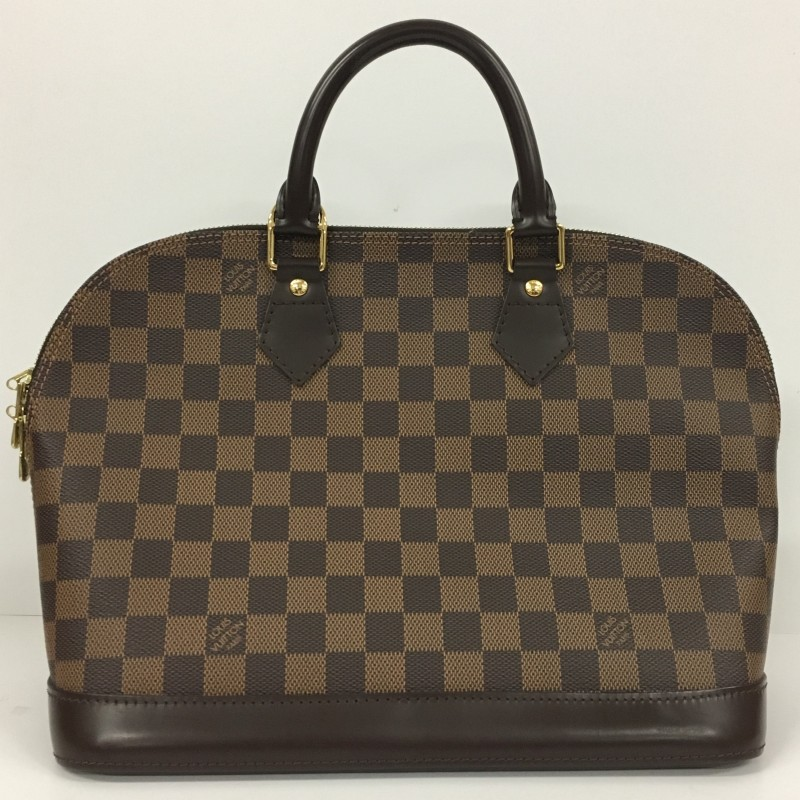 Louie Vuitton Damier Ebene Alma Bag