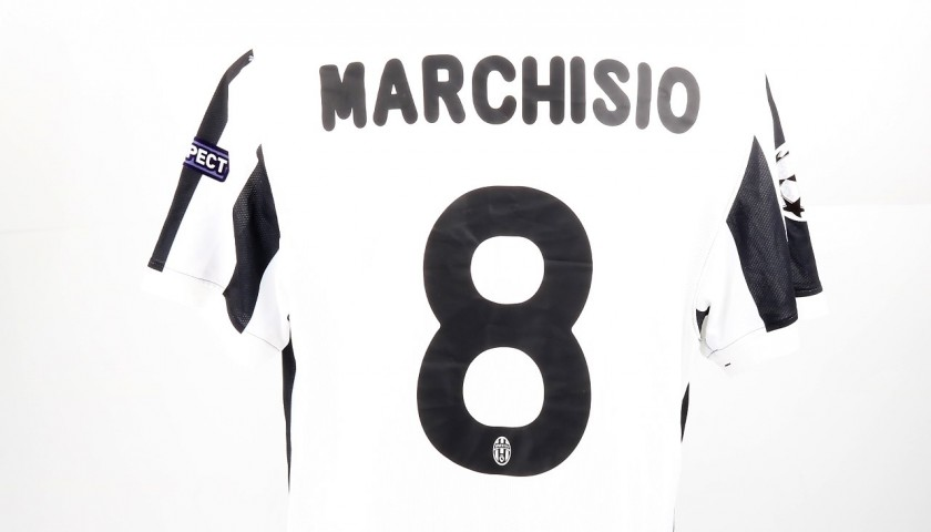Marchisio Juventus Shirt, Issued/Worn  CL 2009/10
